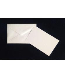 Buste Bristol Bianco Flash - confezione da 500