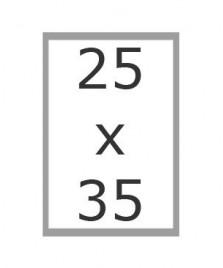 Cornici 25X35