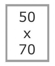 Cornici 50x70