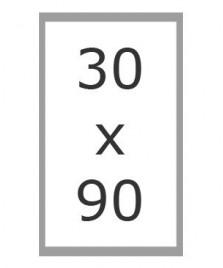 Cornici 30x90