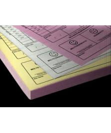 Carta chimica autocopiante