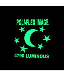 Termoadesivo luminescente