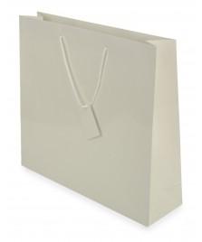 Borsa regalo in carta plastificata 36x40x11