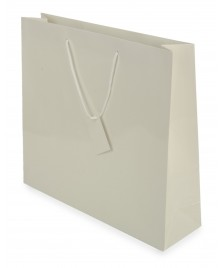 Borsa regalo in carta plastificata 36x26x11
