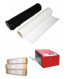 Tessuto per stampa ink, plastisol e acqua - Rotolo da 12mt