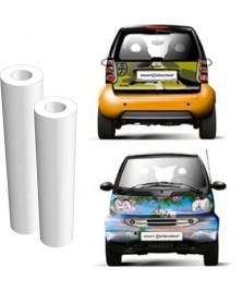 Wrap modellabile per automezzi riposizionabile