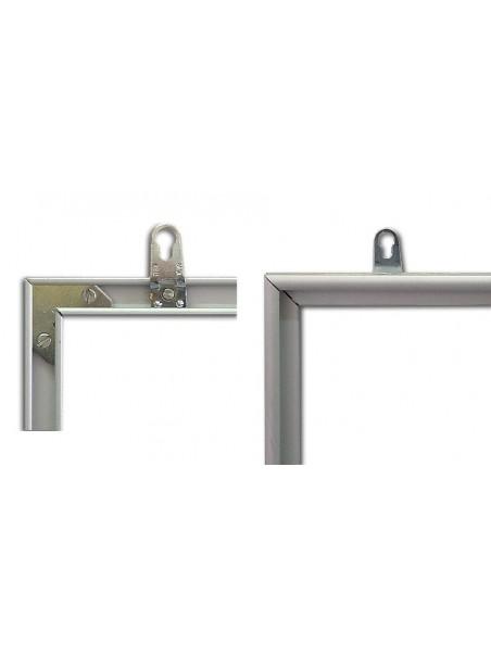 Barra in alluminio per cornici - Lunghezza 3 mt.