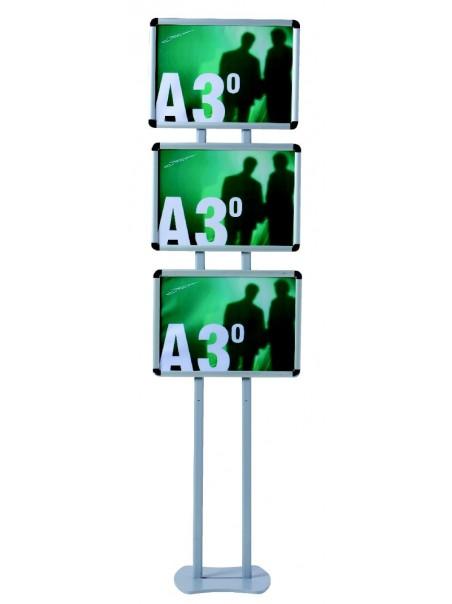 INFO33 - Dimensioni: cm 30,5 x 30 x 180