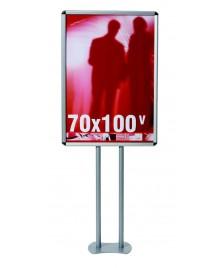 Mini Info - Dimensione base: cm 30,5 x 30