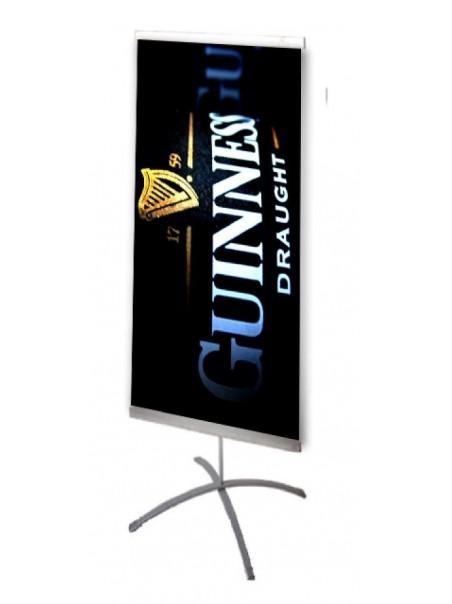 Banner Stand - Dimensioni: 85 x 180