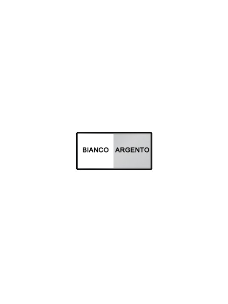 Bianco / Argento