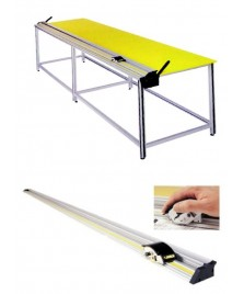 Taglierine E200 Cutter max e tavolo dilavoro big bench