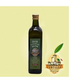 Olio Extravergine di Oliva Fruttato Intenso - Bottiglia da 0,75