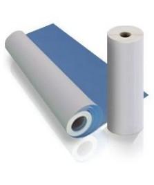 Carta per affissioni 120gr per base acqua - retro blu