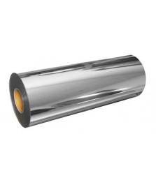 pvc metallizzato cromato argento