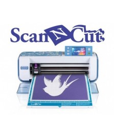 ScanNCut CM840 Brother plotter da taglio con scanner integrato