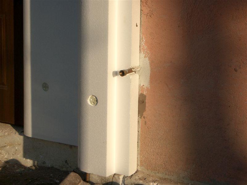 Taglierine a schiuma CNC a filo caldo - Esempio di taglio con schiuma - Isolamento delle pareti esterne