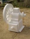 Taglierine a schiuma CNC a filo caldo - Esempio di taglio a schiuma - Decorazioni teatrali