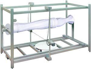 Taglierine a schiuma CNC a filo caldo - Serie T!  Modello
